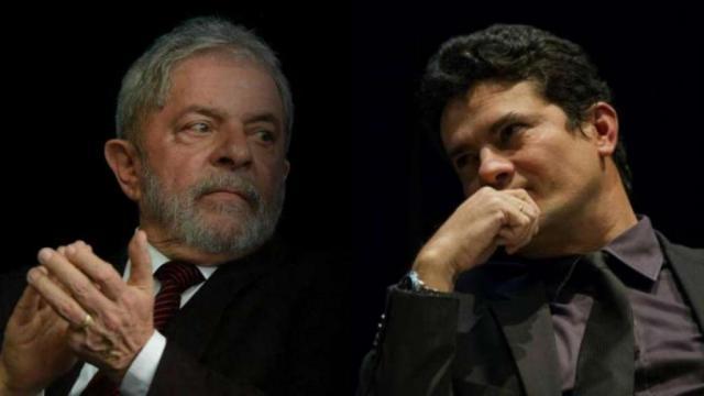 Moro aceita mais denuncia contra Lula.