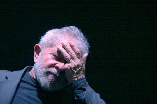 O ex-presidente Lula é réu pela quinta vez.