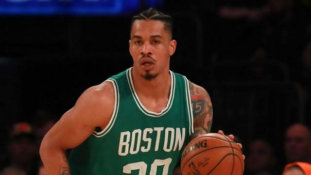 Gerald Green has best game in Boston Celtics uniform