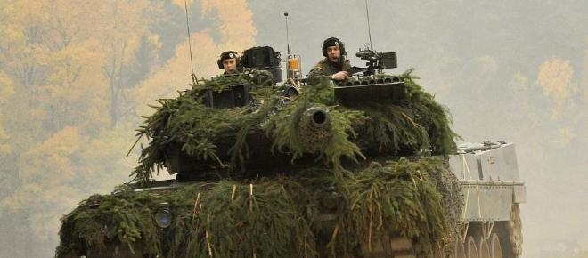 Czy niemiecką armię czeka kryzys finansowy?