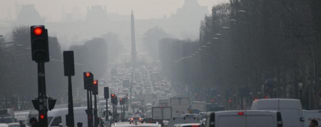 Pollution hivernale: Paris est en danger