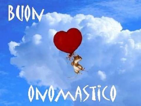 Onomastico Valentina Valentino