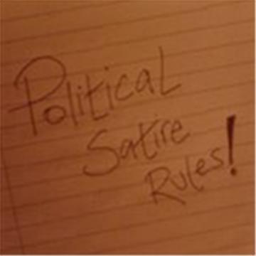 Political satire rules OK UK forever!