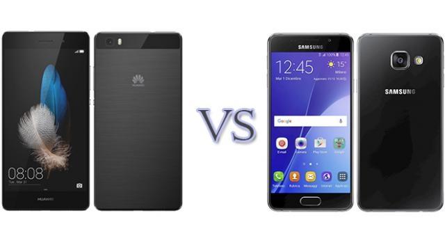 Huawei P8 Lite Vs Galaxy A3 2016: Confronto E Differenze