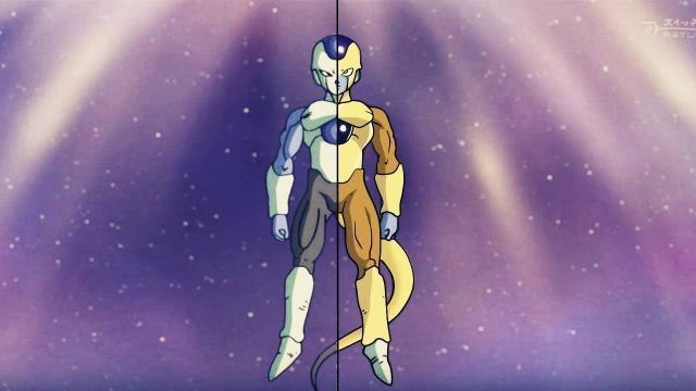 Golden Freezer Para Colorear: DRAGON BALL SUPER: ¡FROST EVOLUCINÓ IGUAL QUE FREEZER