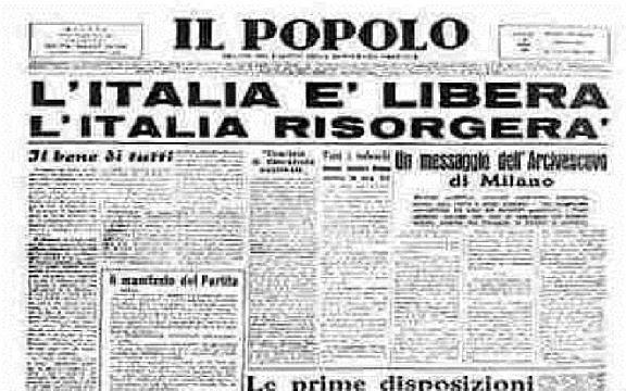 Liberazione d'Italia