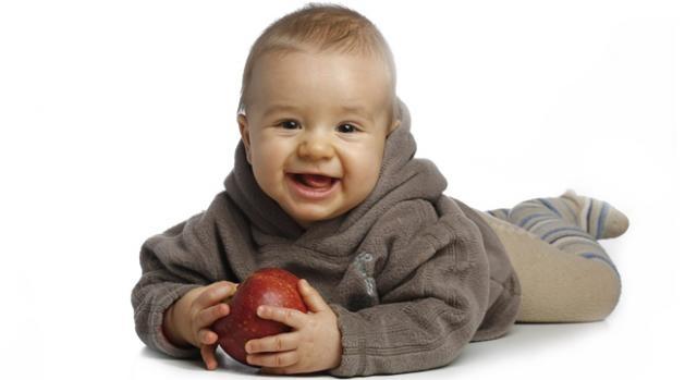 Sab as que los beb s sonr en antes de nacer - Que colchon es mejor para un bebe ...
