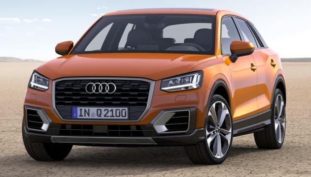 Audi q2 caratteristiche e prezzo del nuovo suv compatto - Prezzo del folletto nuovo ...