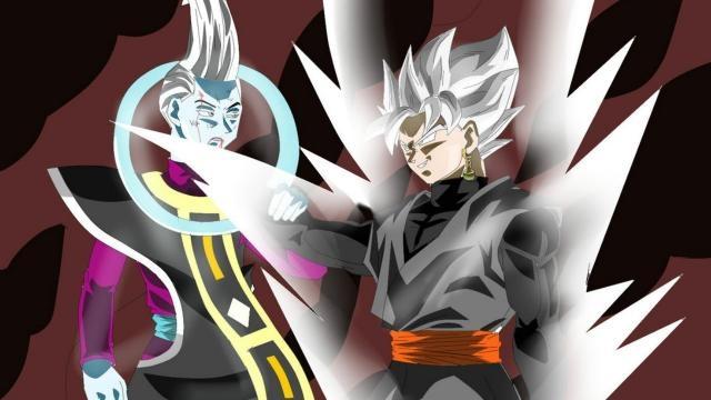 Black Goku Superia a Wiss Confirmado | Mundo Dragon Ball