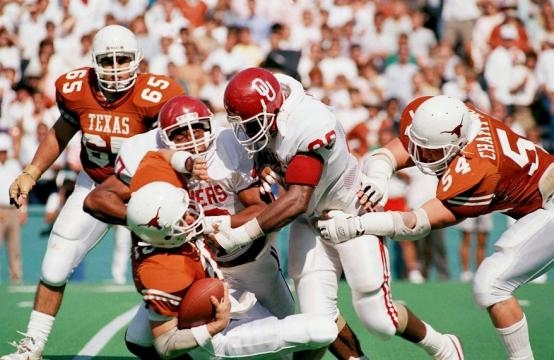 rivalries college football sports