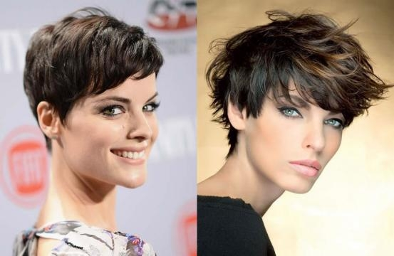 Nuovi tagli di capelli corti: look per donne che non passano ...