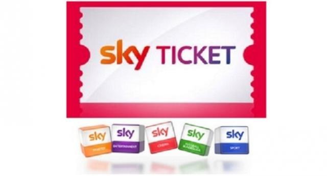 sky ticket aufnehmen