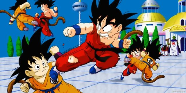 d'ball z characters