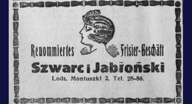 W dawnej Łodzi Niemcy. POlacy i przedstawiciele innych narodowości żyli w zgodzie.