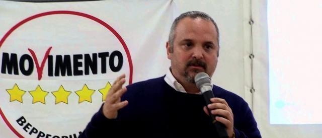 L'europarlamentare grillino David Borrelli, tra i sostenitori del passaggio ad ALDE
