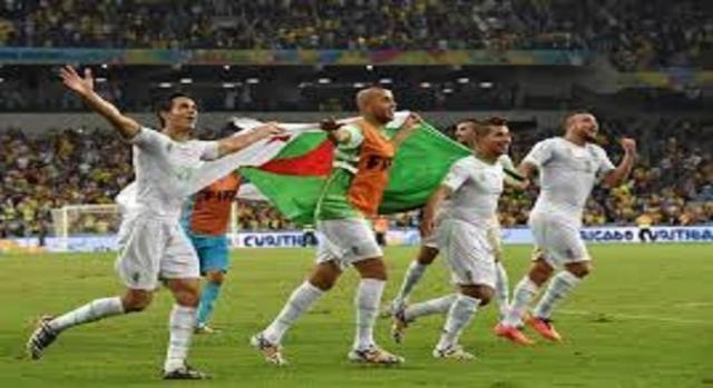 L equipe nationale d alg rie et la coupe d afrique des nations - Qualification coupe du monde afrique ...
