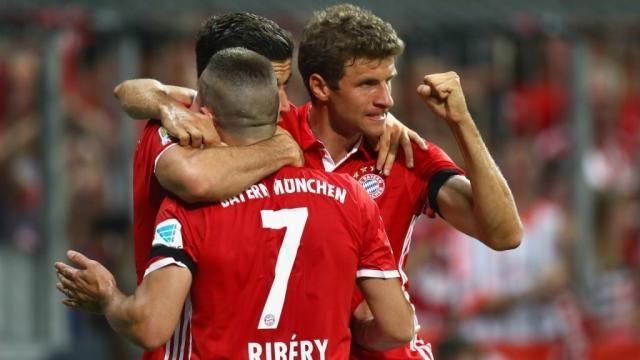 Le Bayern Munich s