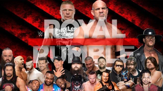 Fantasy Booking the 2017 WWE Royal Rumble | BSO - blacksportsonline.com