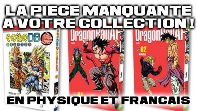 Bon plan achetez dbaf et dragon ball after en version reli e et fran aise - Feuilleton saloni version francaise ...