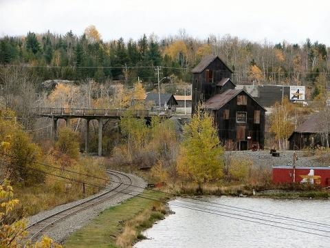 Cobalt, Ontario, home of CobalTech Mining Inc.'s (TSXV: CSK) Duncan Kerr Project / P199, Wikimedia Commons CC BY-SA 3.0
