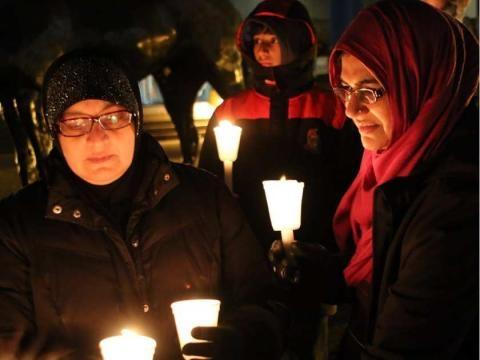 Calgary mosque broken into as Muslim Council denounces Paris ... - calgaryherald.com