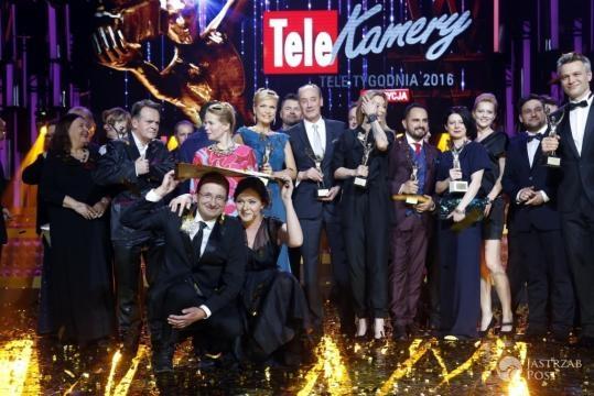 Ubiegłoroczna gala Telekamer. Fot. materiał prasowy