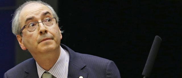 Cunha quer mandato de deputado de volta