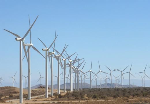 L'Alta Wind Energy Centre est le 3e fournisseur d'énergie éolienne mondiale