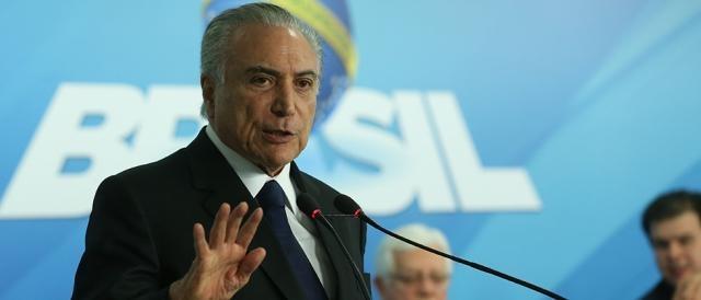 Números de Temer tiveram grande ajuda de Dilma
