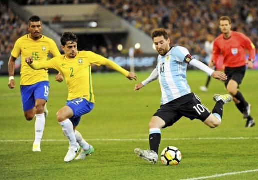A Argentina tem de vencer para chegar ao Mundial de 2018.
