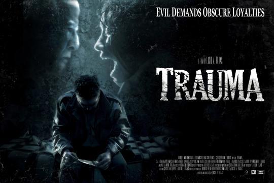 En el que se lleva se aguanta Trauma, un filme chileno.
