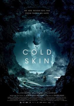 Xavier Gens presenta Cold Skin basada en una novela de Sánchez Piñol.