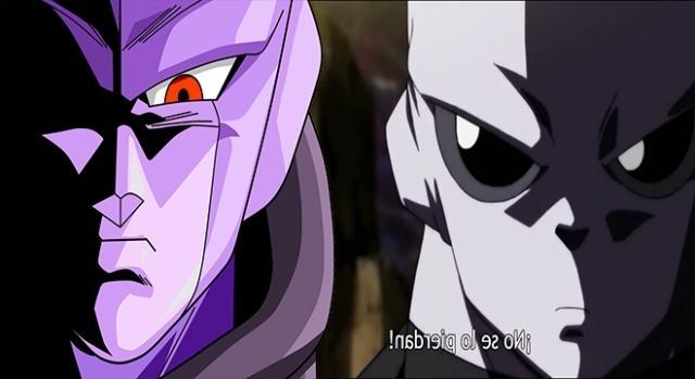Dragon Ball Super Hit vs Jiren