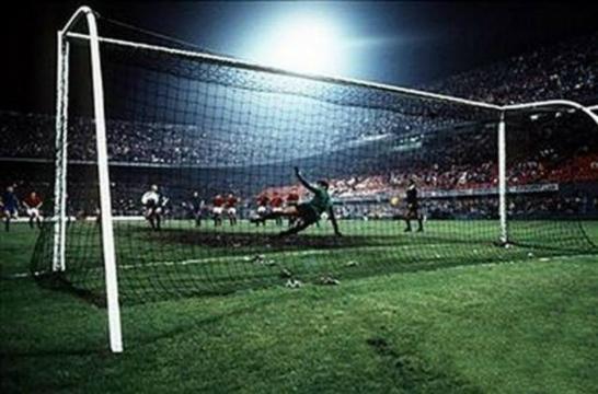 Inter-Milan, Mundialito 1981: il rigore di Altobelli che fissa il punteggio sul 3-1 per i nerazzurri