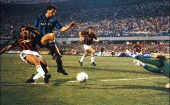 Milan-Inter 0-0, derby del Mundialito Clubs 1987