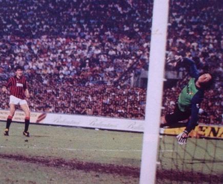Milan-Inter 2-1, Mundialito 1983: Serena batte Zenga per la seconda volta