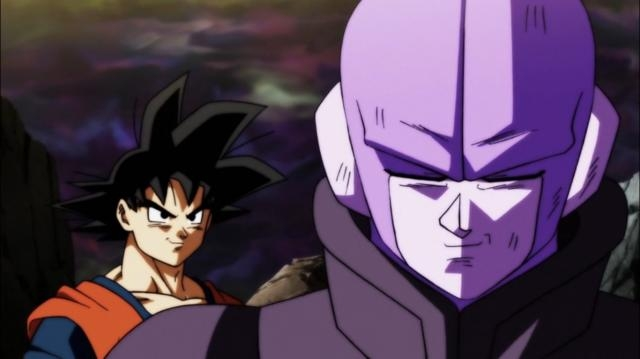 Imagen de Hit de Dragon Ball Super