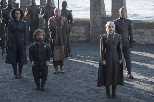 Juego de Tronos'' comienza el rodaje de la 8ª temporada - 20minutos.es