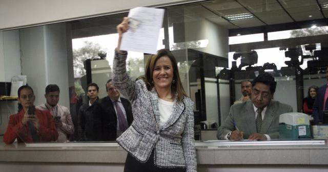 Margarita Zavala inicia recolección de firmas para validar su ... - mexicoinforma.com