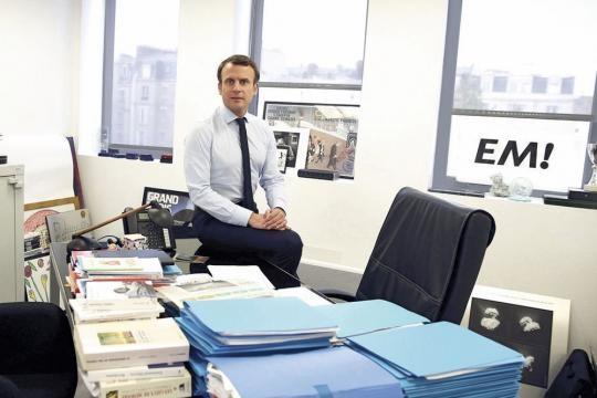 Emmanuel Macron. La France les yeux dans les yeux - parismatch.com