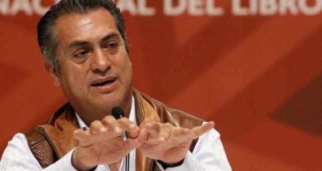 El Gobernador de Nuevo León El Bronco va en cuarto lugar