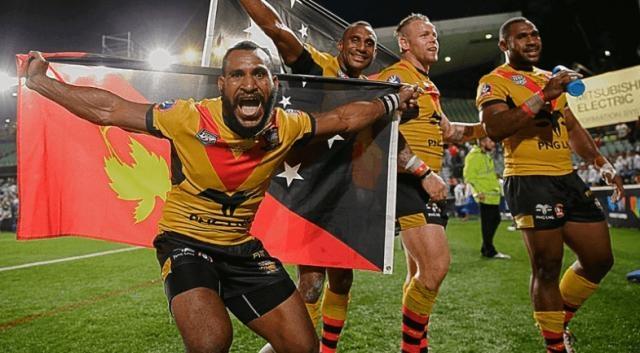 Papaua New Guinea Rugby League - Image Source: rlwc.com