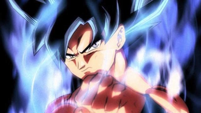 Dragon Ball Super: imagen de Goku