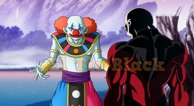 Dragon Ball Super Jiren el mortal más poderoso posee el Ki de los dioses.