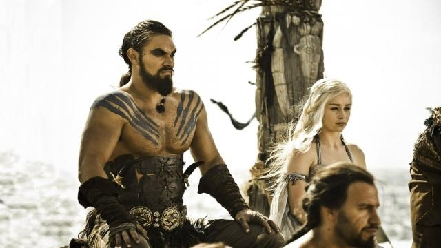 Is Khal Drogo Returning to Game of Thrones for Season 7? | Glamour - glamour.com