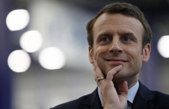 Macron, ovni politique «ni de droite ni de gauche»   Le Devoir - ledevoir.com