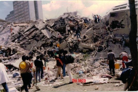 Diario de Morelos | Así sucedió el terremoto del 19 de septiembre ... - diariodemorelos.com