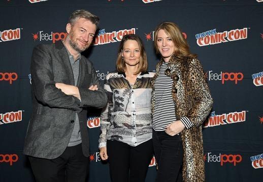 NY Comic Con: Charlie Brooker, Jodie Foster e Annabel Jones falaram sobre a próxima temporada - Foto: Gettyimages