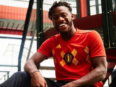 La Belgique jacquard de Romelu Lukaku