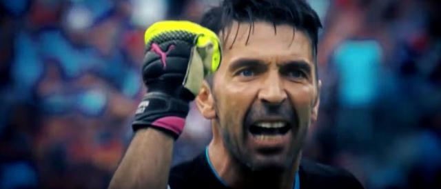 Il numero 1 della Nazionale italiana di calcio
